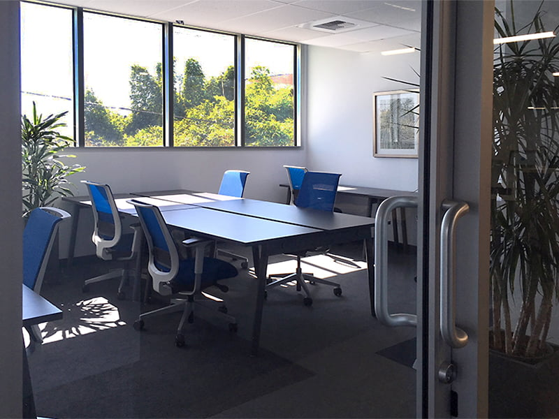 Los Angeles Coworking Space And Shared Offices In Hollywood Sandhouse